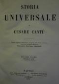 Storia universale. Prima edizione napoletana eseguita sull'ottava torinese