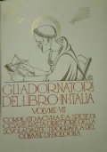 Gli adornatori del libro in Italia. Vol. VIII
