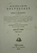 Dizionario universale della lingua italiana