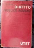DIRITTO PUBBLICO ROMANO   TERZA EDIZIONE