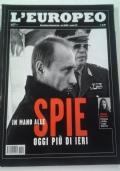 L'EUROPEO - in mano alle SPIE oggi più di ieri