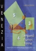 VENEZIA - CAMPANILI NUMERI FORME
