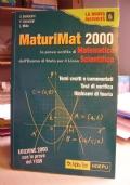 MATURIMAT 2000 Prova Scritta Matematica Esame di Stato Liceo Scientifico