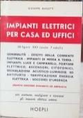 Impianti elettrici per casa ed uffici