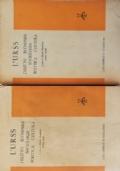 L'URSS Diritto, economia, sociologia, politica, cultura - completo in 2 voll.