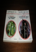 Lotto primi due libri saga COMPAGNIA DEL TEMPO collana Urania - n.1592 LA COMPAGNIA DEL TEMPO + n.1629 COYOTE DEL CIELO / Kage Baker