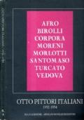 Otto pittori italiani 1952 - 1954