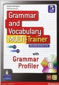 Grammar and Vocabulary MULTI-Trainer with ACTIVEbook