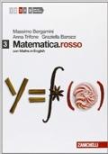 Matematica.rosso 3. Con Maths in english. Con espansione online