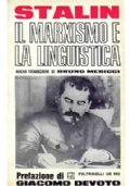 IL MARXISMO E LA LINGUISTICA