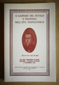 San Gaspare del Bufalo e Piacenza nell'età napoleonica