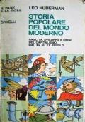 Storia popolare del mondo moderno Nascita sviluppo e crisi del capitalismo dal XV al XX secolo