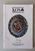Kos (rivista). N. 33, novembre 1987