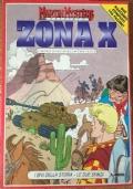 Zona x N 8 del 1994 I bivi della storia Le due sfingi Bonelli Editore