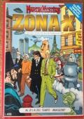 Zona x N 7 del 1994 Al di la del tempo Invasione Bonelli Editore