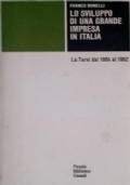 LO SVILUPPO DI UNA GRANDE IMPRESA IN ITALIA. La Terni 1884 al 1962
