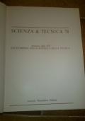SCIENZA & TECNICA 79 ANNUARIO DELL'EST ENCICLOPEDIA DELLA SCIENZA E DELLA TECNICA