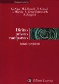 Diritto privato comparato istituti e problemi