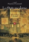 Lo Stato moderno in europa - istituzioni di diritto