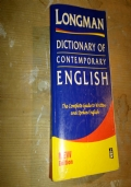Longman Dictionary of Contemporary English The Complete Guide to Written and Spoken English. New Edition.