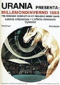 MILLEMONDI INVERNO 1983. Tre romanzi completi di Kit Pedler e Gerry Davis: Lebbra antiplastica - L'effetto dinosauro - Dynostar