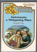 MATRIMONIO A WHISPERING PINES