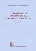 FONDAMENTI DI DIRITTO DELLA PREVIDENZA SOCIALE