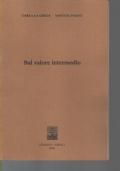 MANUALE DI LETTERATURA ITALIANA, VOLUME 3