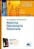 editest manuale di Teoria Medicina Odontoiatria Veterinaria