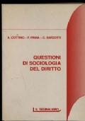 Questioni di Sociologia del Diritto