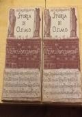 STORIA DI OSIMO. VETUS AUXIMON
