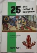 25 anni dell'AVIS bolognese