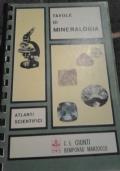 tavole di mineralogia