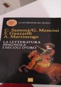 La letteratura spagnola. I secoli d'oro