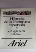Historia de la literatura espanola 5 El siglo xix