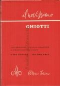 Il novissimo Ghiotti vocabolario italiano francese e francese italiano