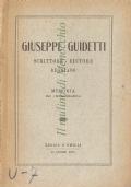 Giuseppe Guidetti scrittore – editore reggiano: memoria bio – bibliografica (BIOGRAFIE – REGGIO EMILIA)