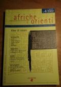 Afriche e Orienti n. 4/2002 Rivista di studi ai confini tra Africa, Mediterraneo e Medio Oriente IDEE DI ISLAM