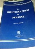 La Identificazione di persone