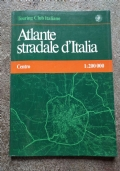 Atlante stradale d'Italia SUD