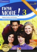 NEW MORE! 3 + 2 CD (6265)