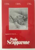 Paolo Scapparone (16 tavole a colori 22 in bianco e nero)