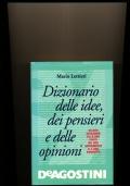 Dizionario delle idee, dei pensieri e delle opinioni