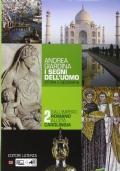 i segni dell'uomo 2 -dall'impero romano all'eta' carolingia