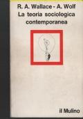 LA TEORIA SOCIOLOGICA CONTEMPORANEA