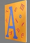 Alfabetismo. Pittura come immagine e parola