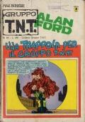 ALAN FORD GRUPPO TNT 55. Una trappola per il gruppo TNT