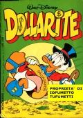 DOLLARITE   i  classici di Walt Disney num 126