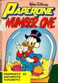 PAPERONE NUMBER ONE  i  classici di Walt Disney num. 89