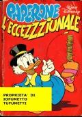 PAPERONE L'ECCEZZZIUNALE i  classici di Walt Disney num. 86